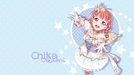 Chika xmas 2018 by epeldoll