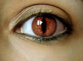 Demon eye by Merdl