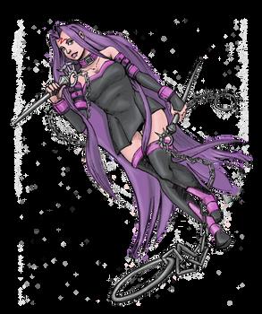 Rider Medusa