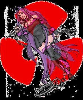 Rider Medusa Command Spells