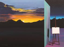 Inner Space by Piktus