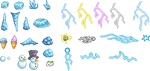 Pixel-Ice-and-Lightning by dreamer-aruki