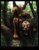Claunch manticore by Knights-End