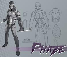 Phaze Reboot by felle2thou