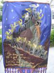 flag i bade for girls camp by rebeccaRlong
