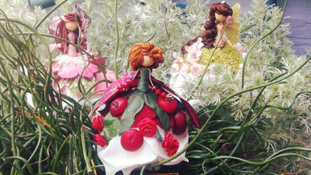 summer fairy dolls