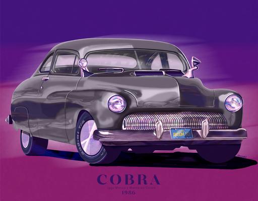 Cobra 1986 / Mercury Monterey Coupe