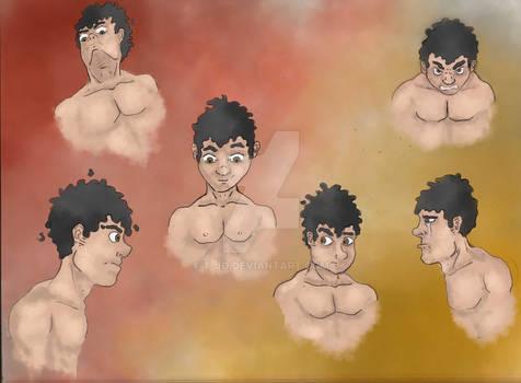 Alex's Faces