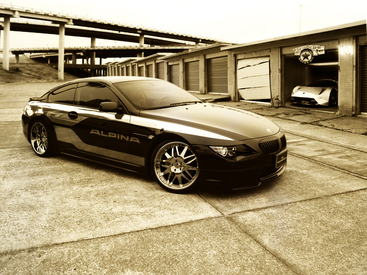 bmw m6 alpina virtual tuning by klimentp on deviantart. Black Bedroom Furniture Sets. Home Design Ideas