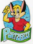 Portzebie Badge
