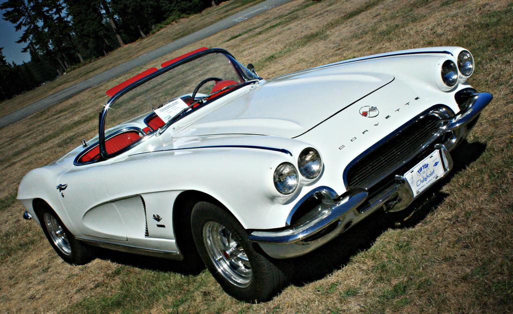62 Corvette by FrancesColt