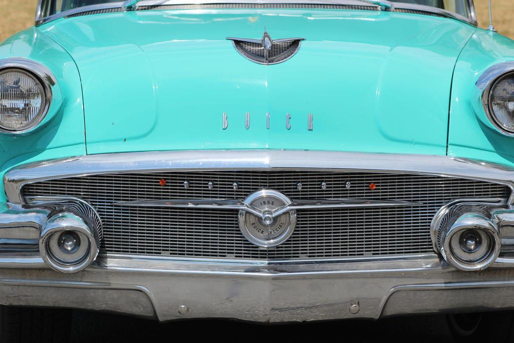56 Buick Special by FrancesColt