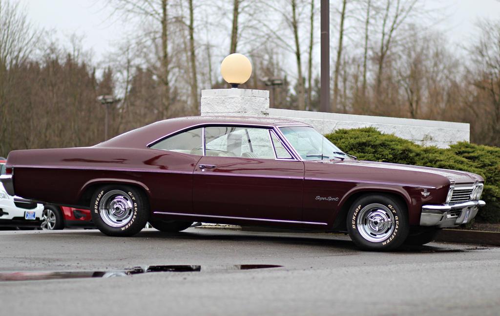 66 Chevy Impala by FrancesColt