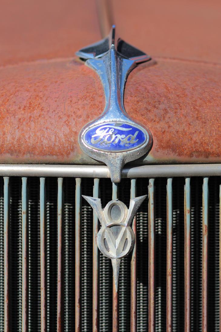 Ford V-8 by FrancesColt