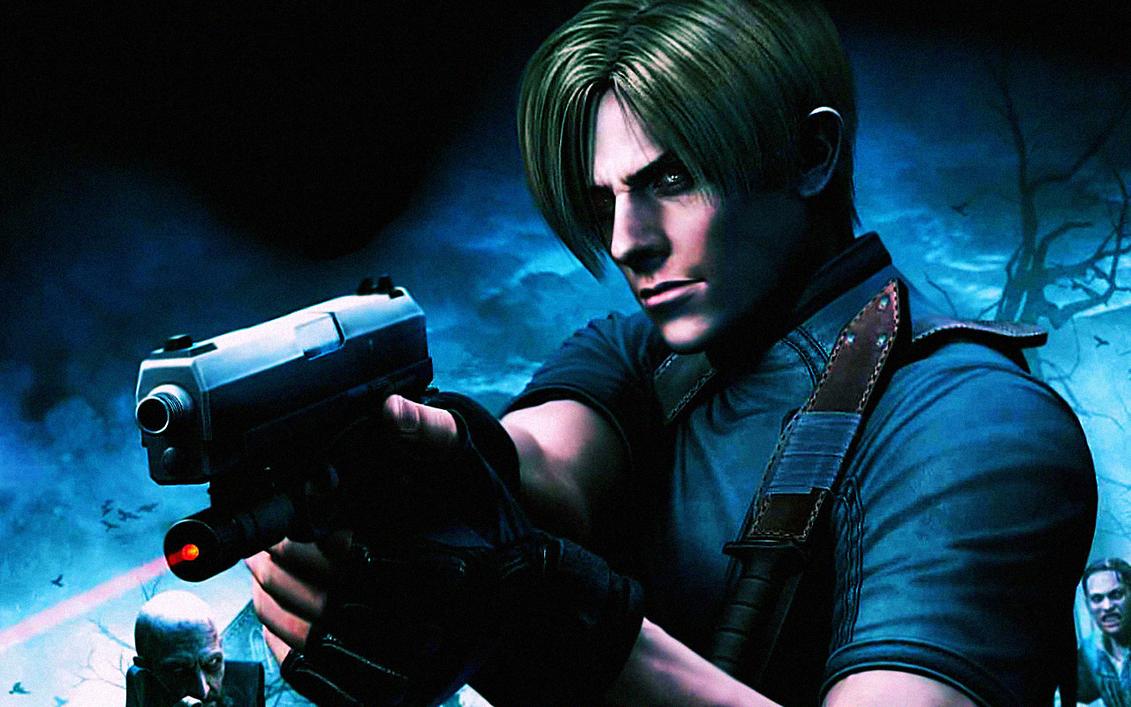 Resident Evil 4 Wallpaper 28 Images Resident Evil 4 Hd