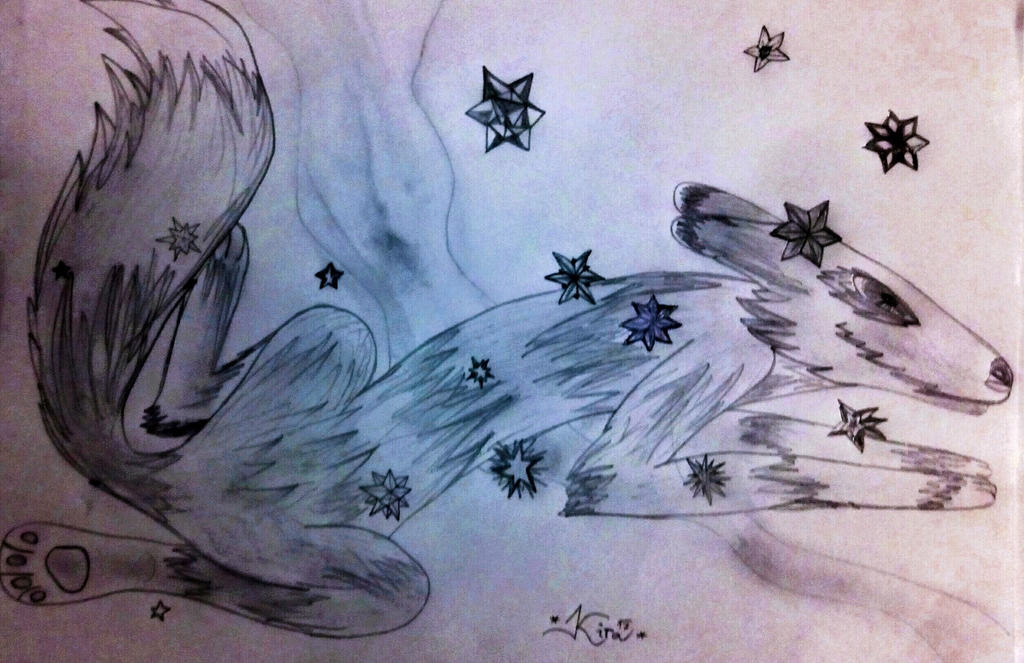 Starfox by LadyKira999