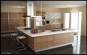 Scavolini Kitchen by lolloide