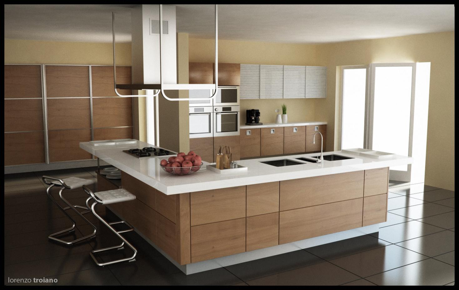 Scavolini Kitchen Cabinets