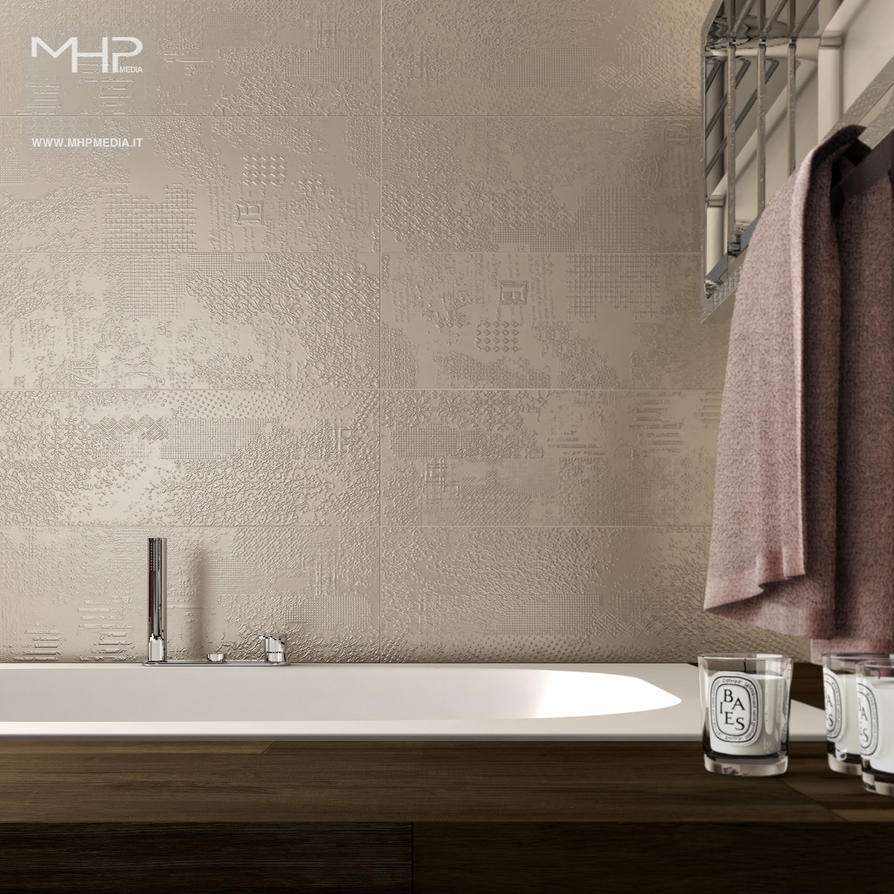 Modern bathroom detail by lolloide on deviantart for Detail in contemporary bathroom design