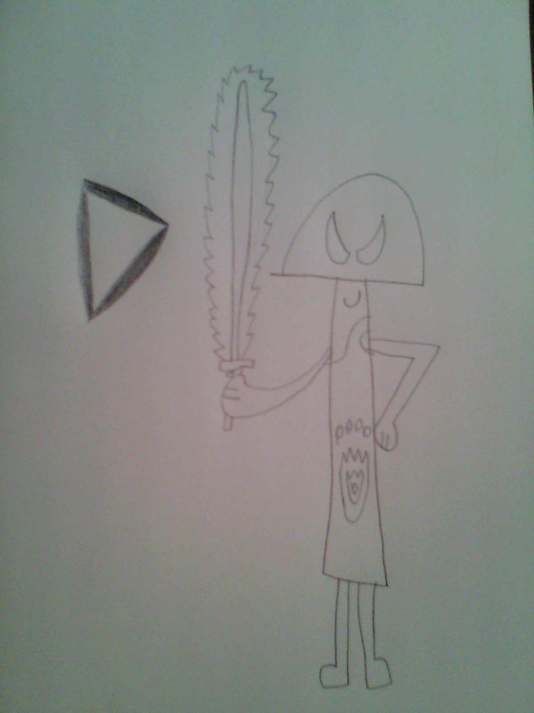 Doom-Shroom's Light Saber by d00mshr00m