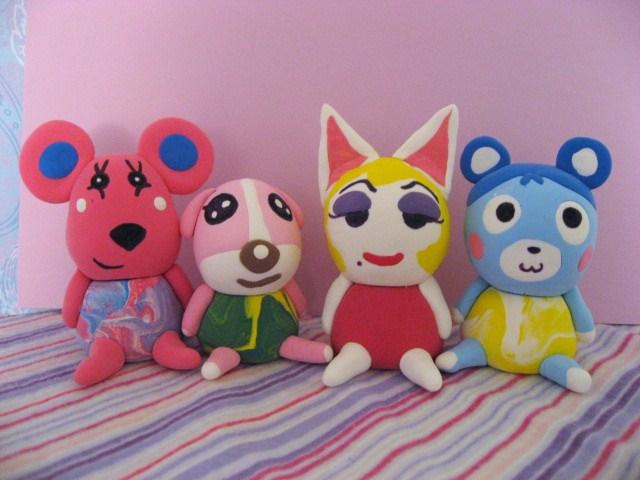 Animal Crossing Mean Girls by MadameWario