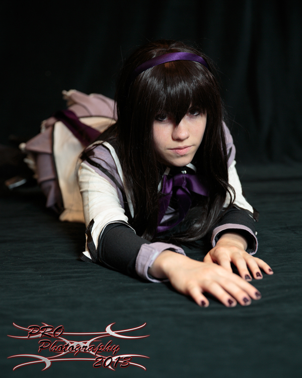 Homura Akemi Cosplay by Dollie Dearest by DollieDearestCosplay