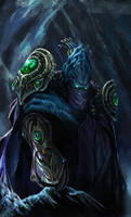 Zeratul by FrostedFlakes62