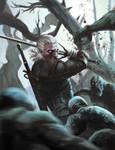 Geralt Ghoul Slayer