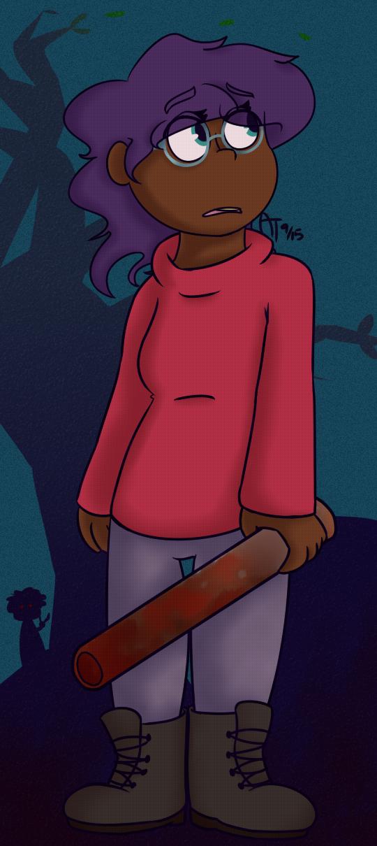 Ruby by SnailMuffin