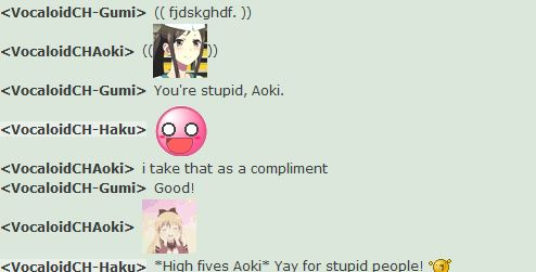 YAY FOR STUPID PEOPLE by VocaloidCH-Haku