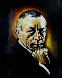 RACHMANINOFF by WJSolha