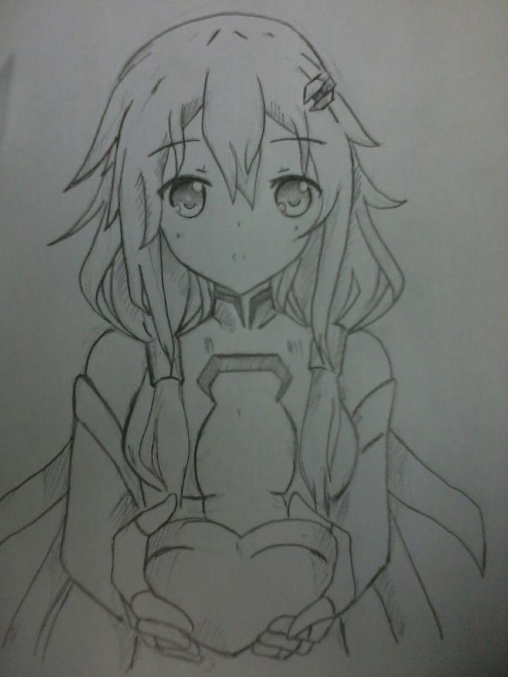 Inori Yuzuriha by Admin-GeneXis
