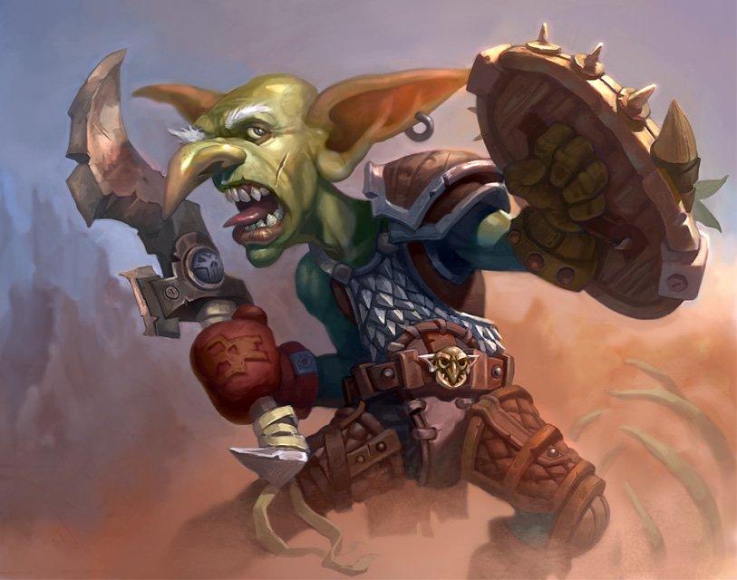 Goblin2 by AntonZemskov