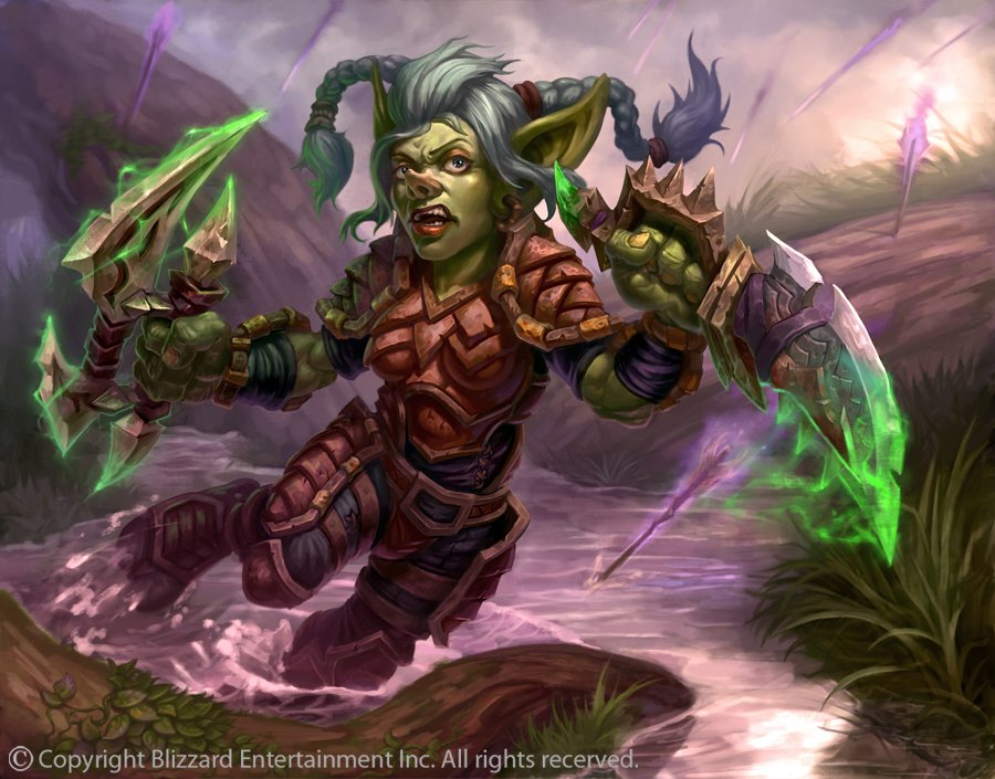Let S Share Our Favorite Warcraft Fan Art Page 37 Scrolls Of