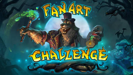 Fan Art Challenge5 Worgens! by AntonZemskov