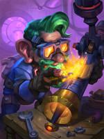 Glowstone Technician