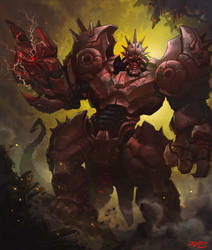 Monstar Final by Wreckonning