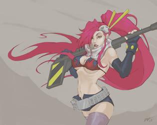 Yoko by Wreckonning