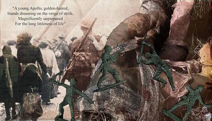 Toy Soldiers by CyberMatt