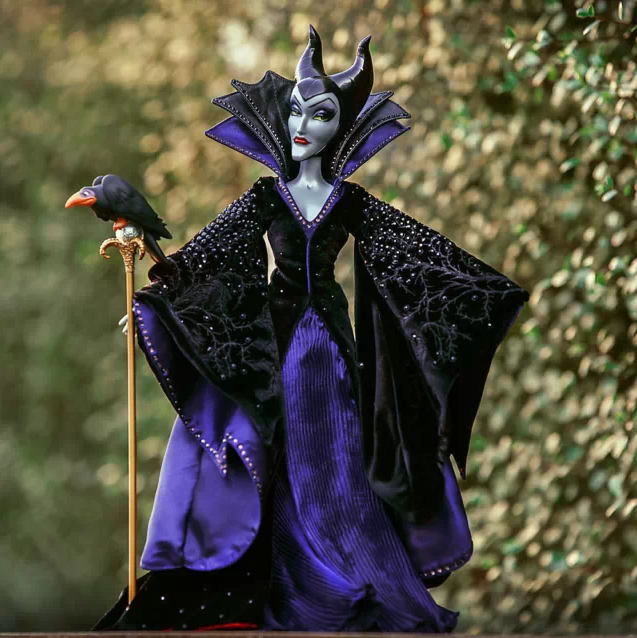 repainted maleficent and prince - photo #4