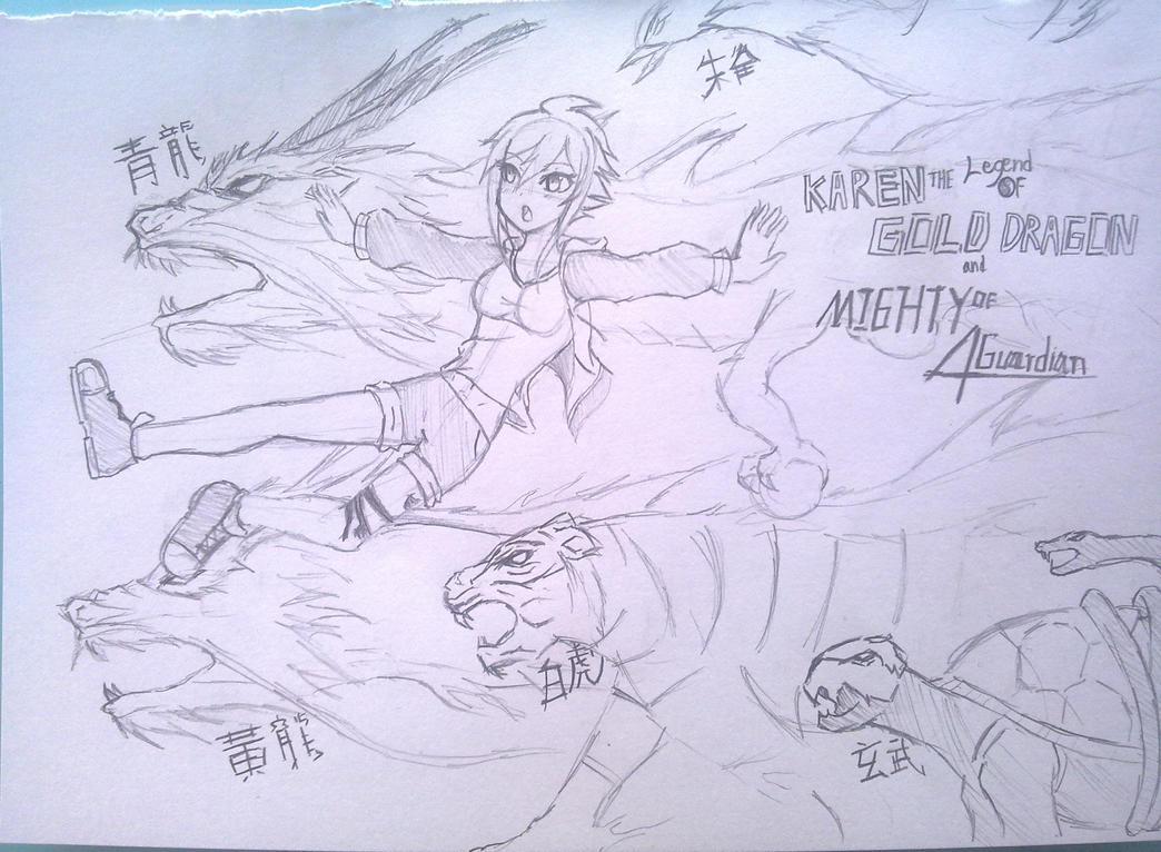 Original: Karen the 3rd 'adopted' Daughter. by nuricombat