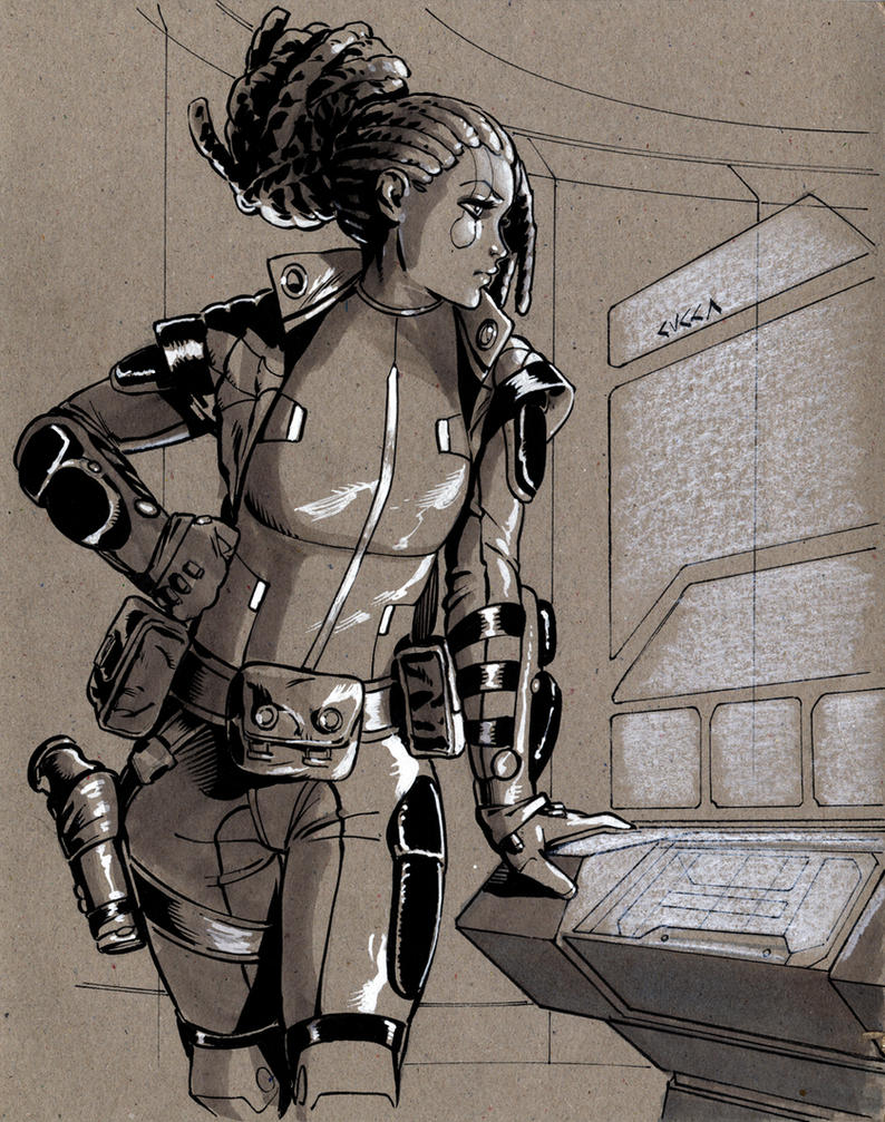 Colo Illustration 13 by cuccadesign