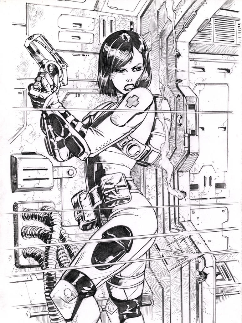 Colo Illustration 14 by cuccadesign