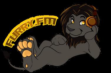 Furry.FM - Sticker 2