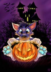 YCH - Halloween Moody