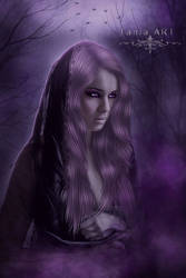 RavensWood by TaniaART