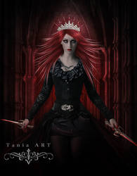 The Countess by TaniaART
