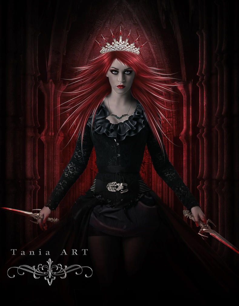 The Countess by TaniaART on DeviantArt