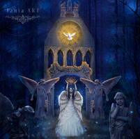 Helena - Queen of Angels by TaniaART