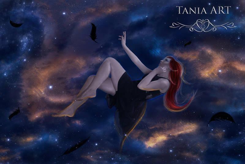 Get  My Wings Back by TaniaART